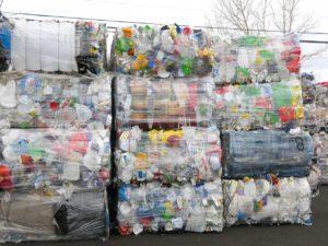 Plastics Baling