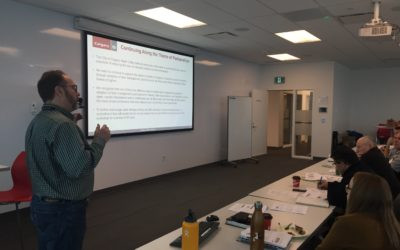 City of Calgary Operation Clean Sweep Workshop a Success